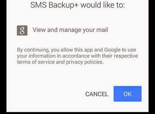 masukan akun gmail