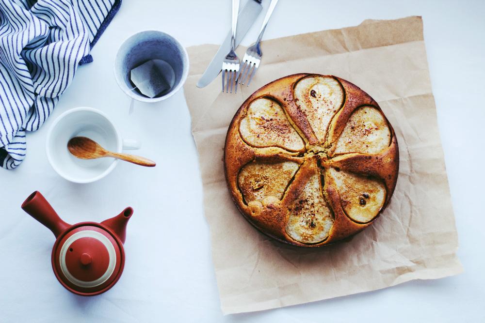 refined sugar-free, gluten free, easy baking, copyright aldentegourmet blog