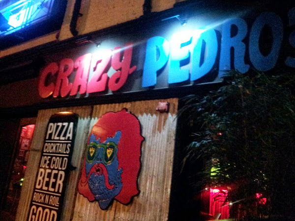 Crazy Pedro's Part-Time Pizza Parlour