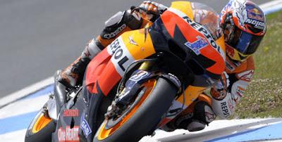 Hasil MotoGP 2012 Sirkuit Estoril Portugal