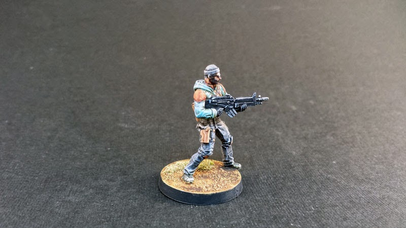 BRIGADA JAQUES BRUANT - ARIADNA - INFINITY THE GAME - RIFTS 4