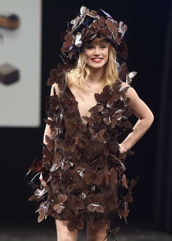 Chocolate Dresses