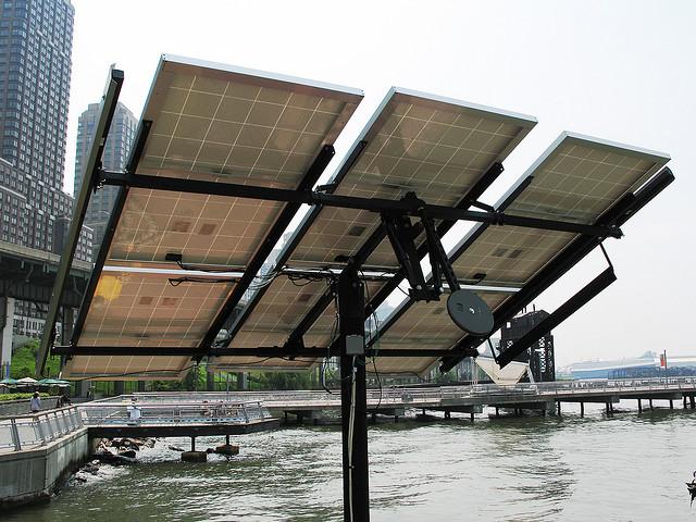 Science Barge: fazenda urbana sustentável