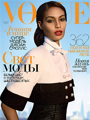 Vogue Russia - Joan Smalls