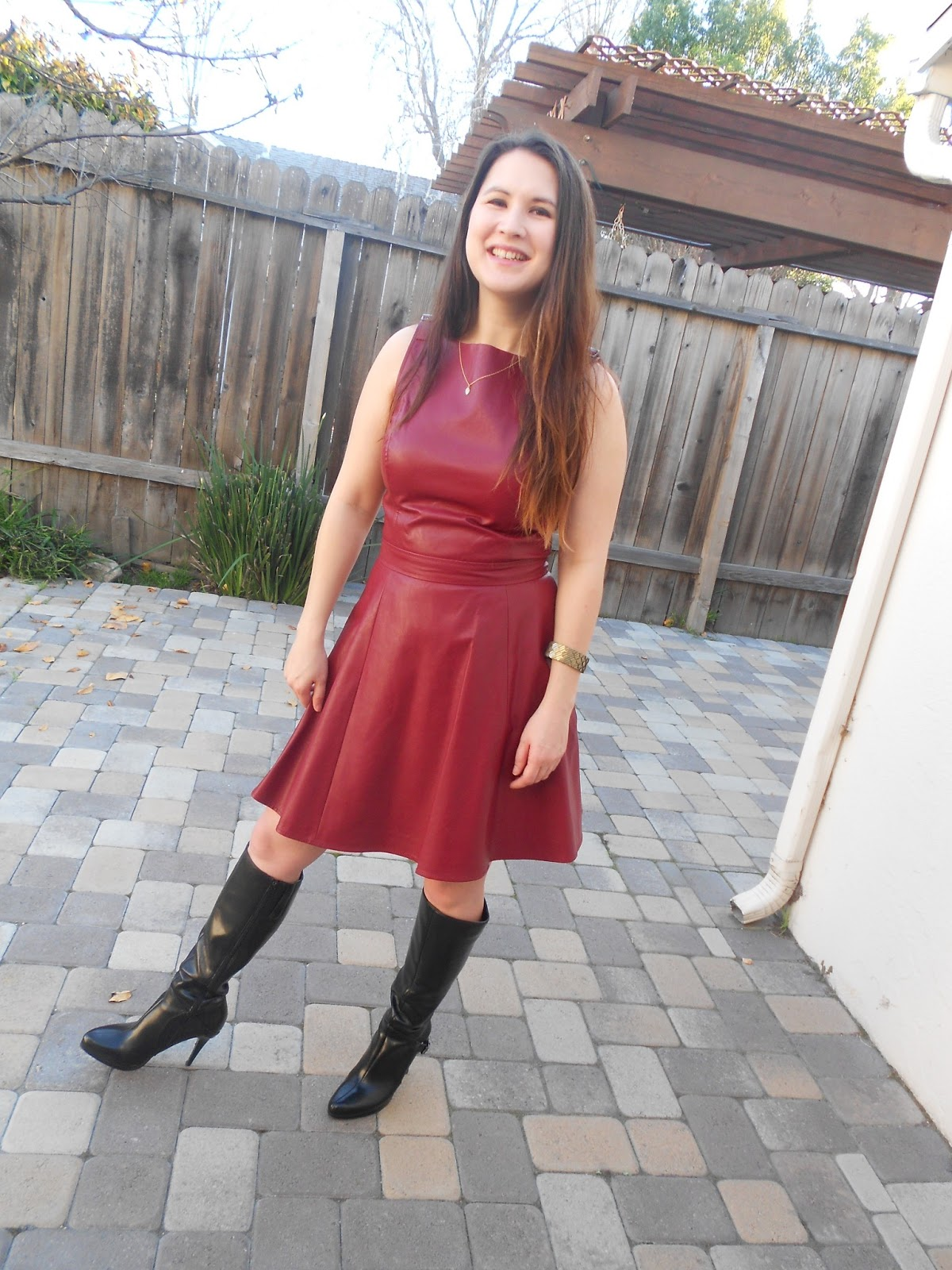 how to keep boots from slouching while wearing