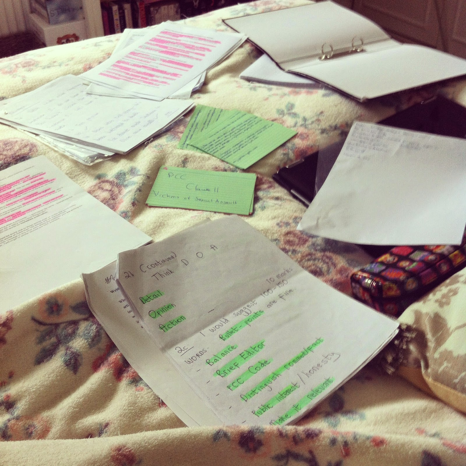 Instagram Update Reporting Exam Journalist