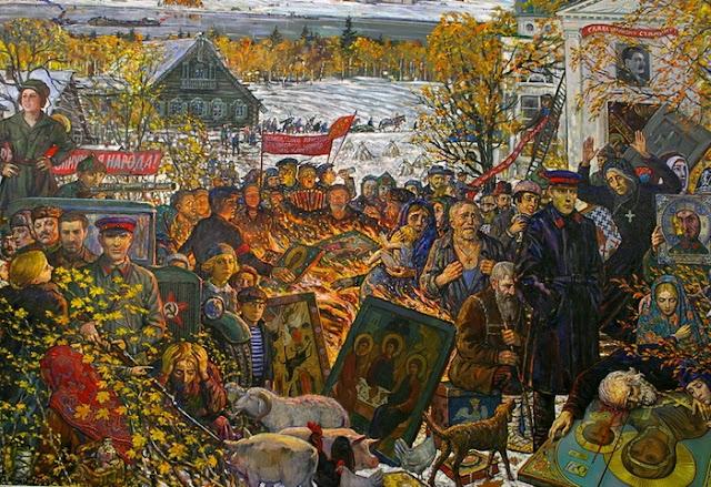 типовой картине-паззле Илья Глазунов ...: zhyrnalist.blogspot.com/2011/11/blog-post_8996.html