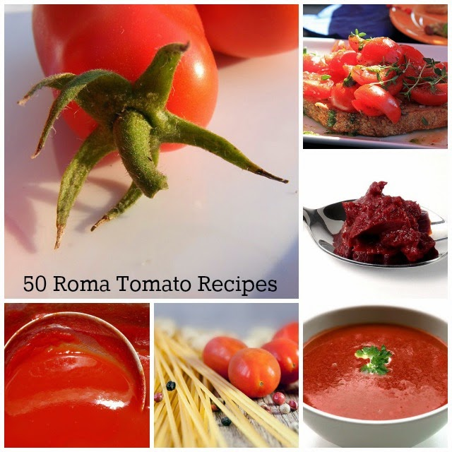 Roma Tomato Recipes | Becky Cooks Lightly #romatomatoes