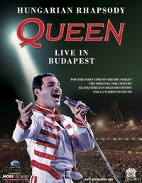 Queen - 'Hungarian Rhapsody' CD/DVD Review (Eagle Rock)