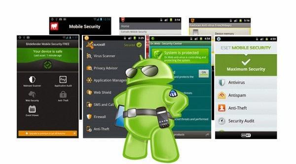 android antivirüs sıkıntıları