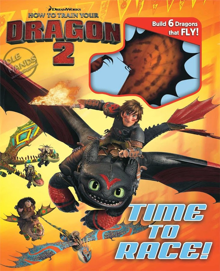 target how to train your dragon 2