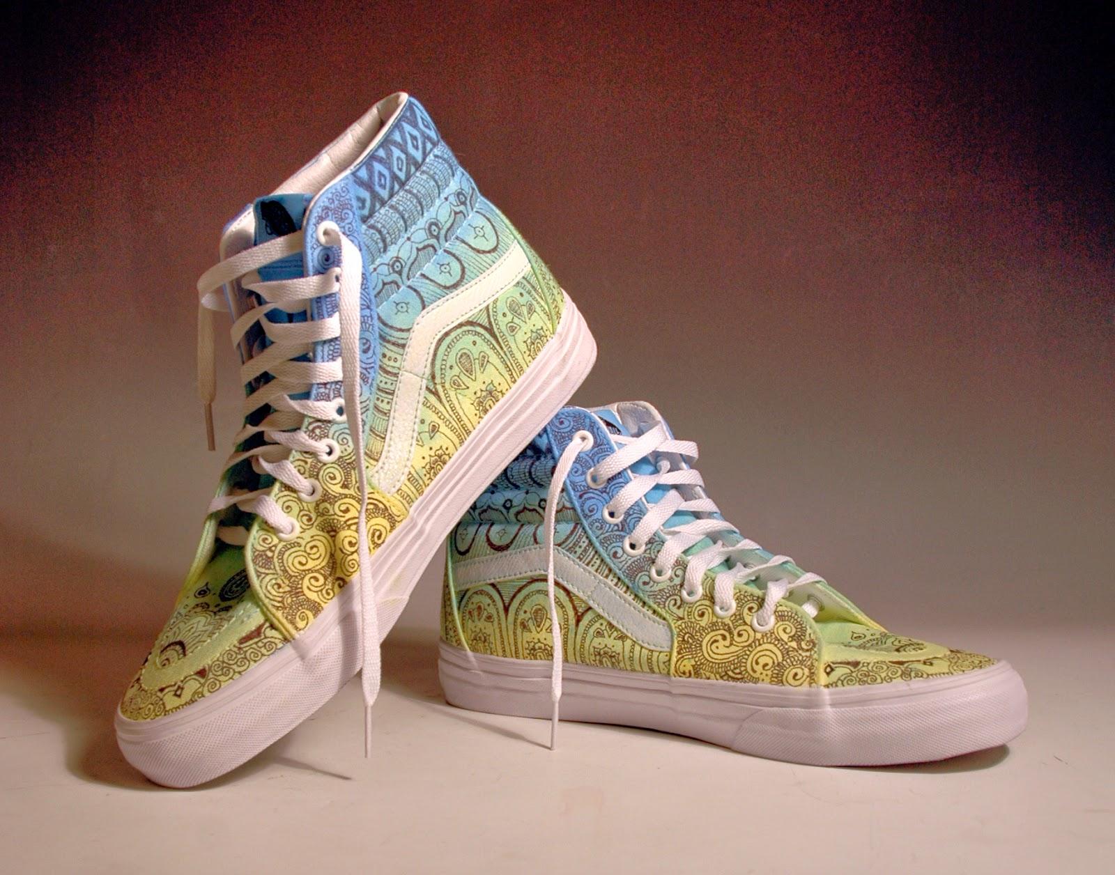72dddcf57e8547 Ms. Moore s Class  Vans Shoe Design Contest