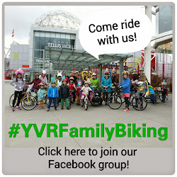 Free Family Fun on Bikes!