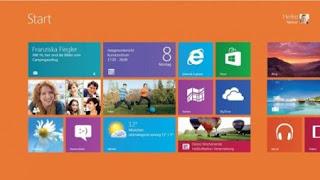 Perbedaan Terunik Windows 8 dengan Windows 7