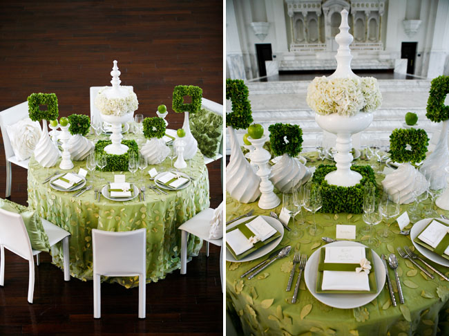 Wedding d cor theme wedding decorations wedding for Wedding table decoration ideas