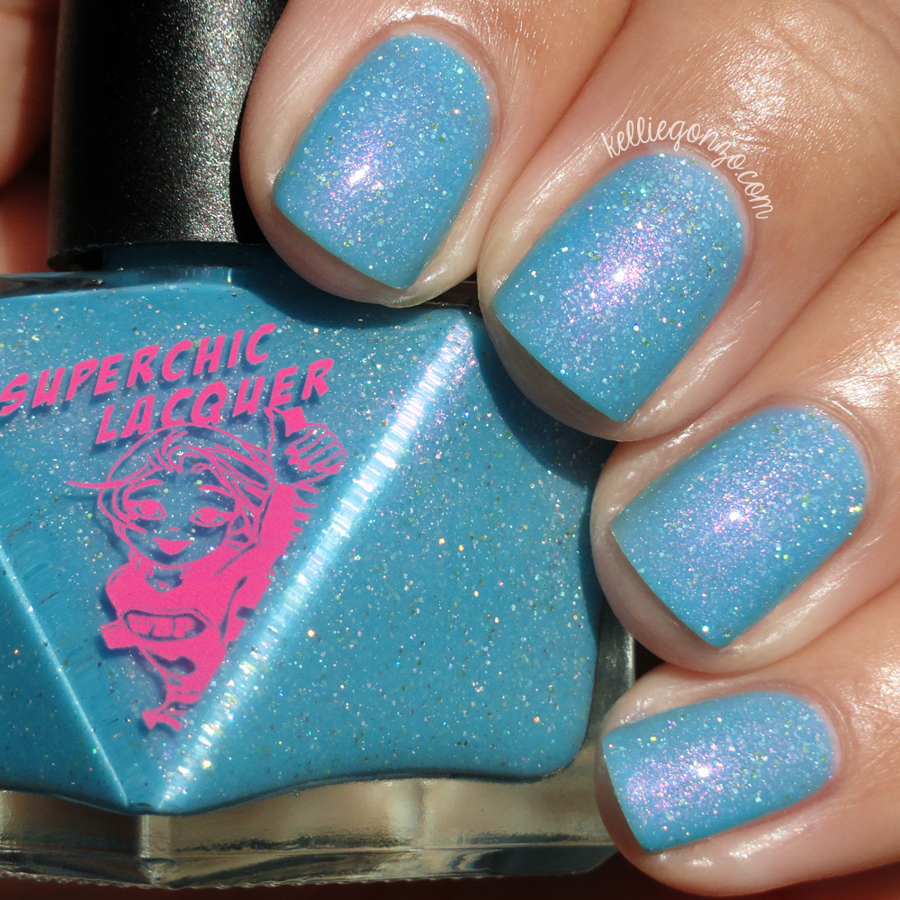 KellieGonzo: SuperChic Lacquer Frozen & Flurrious Collection ...