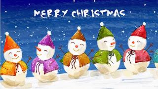 Feliz Navidad, Merry Christmas, parte 3