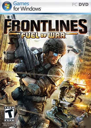 Frontlines Fuel of War Download for PC