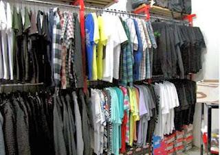 Alur Distribusi Baju Branded Sisa Ekspor Online