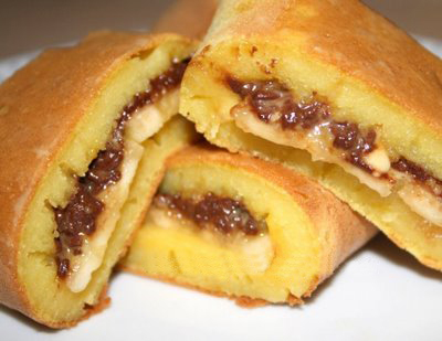 Resep Dan Cara Membuat Pancake Pisang