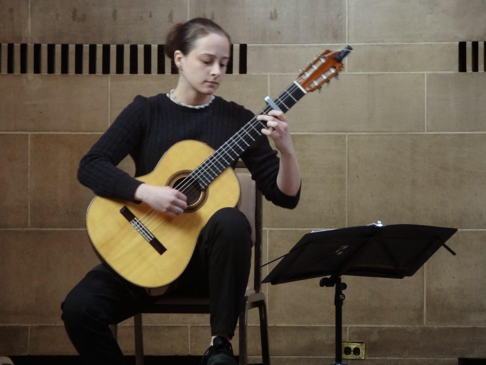 Oberlin Guitar Studio Recital
