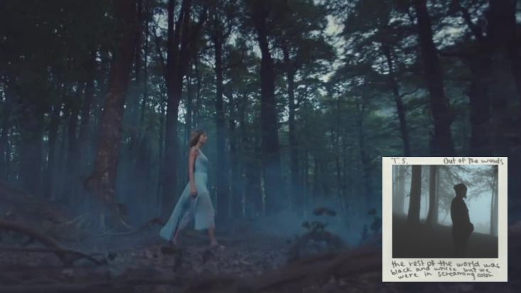 The Record Blog Music Video Review Taylor Swift Out Of The Woods