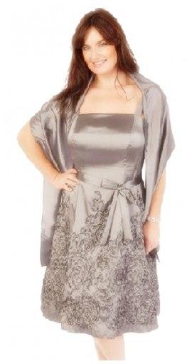 Model cantik baju untuk orang gemuk