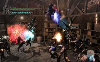 Free Download Games Devil May CRY 4 Spesial Edition Full Version
