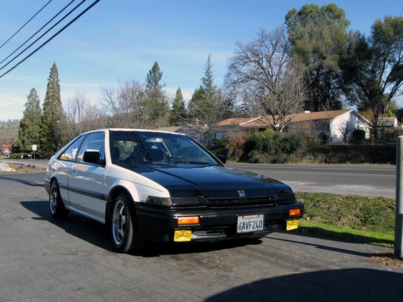 日本車, ホンダ・アコード, Honda Accord, japoński samochód, zdjęcia, hatchback