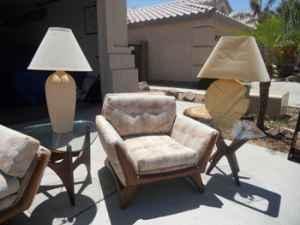 mid century mo pho craigslist find adrian pearsall living room set. Black Bedroom Furniture Sets. Home Design Ideas