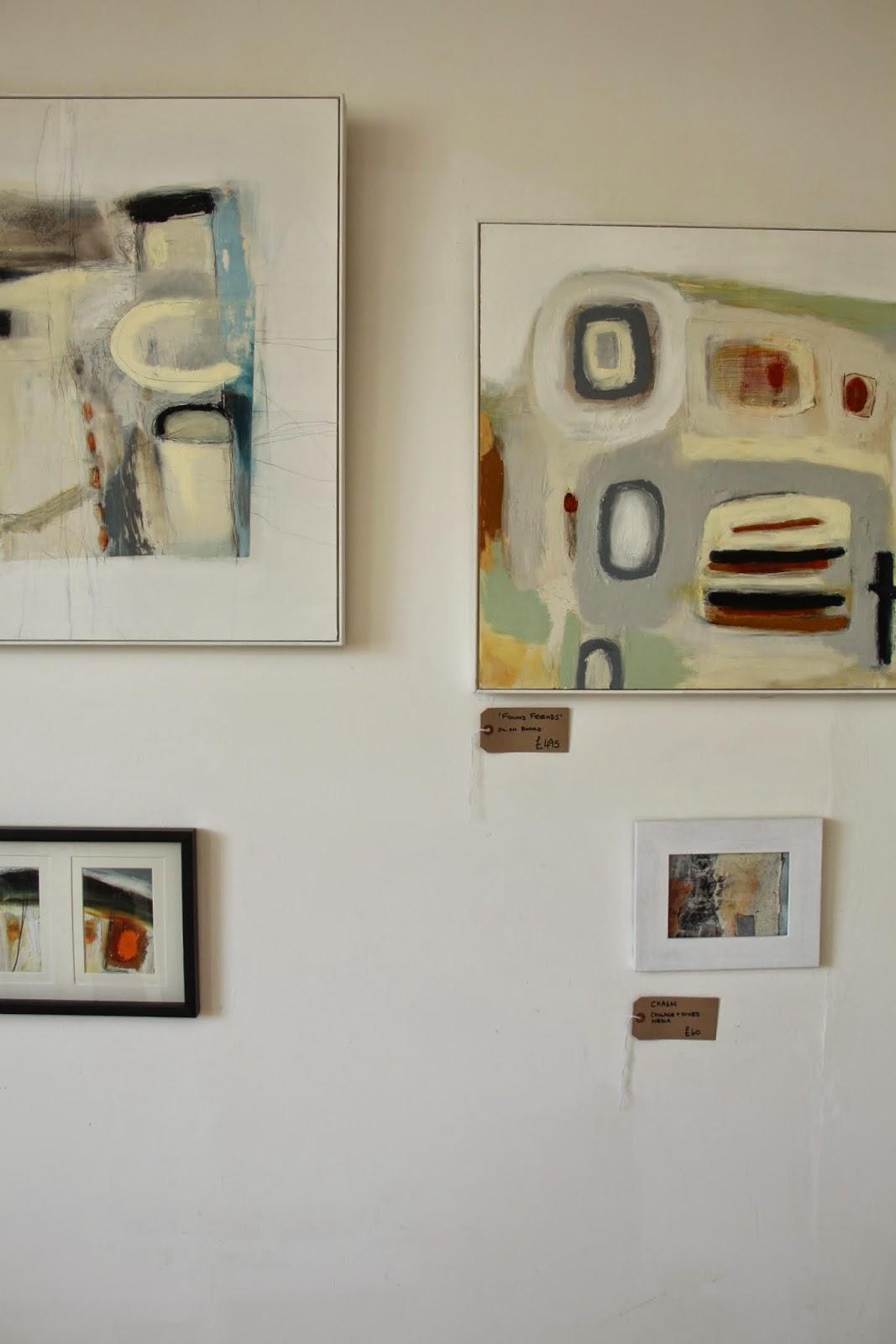 liz meier artist, commercial square studios, trend daily blog, caroline davis