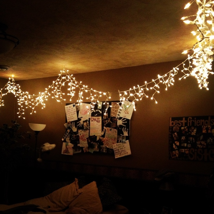 Cozy christmas lights