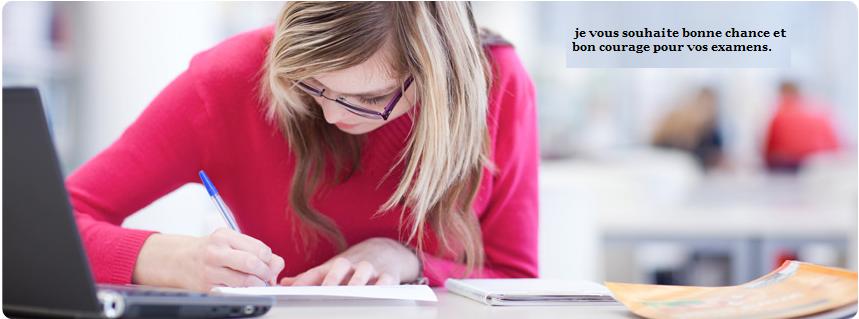 Examens 2013 – réussir ses examens avec les astuces d'examens