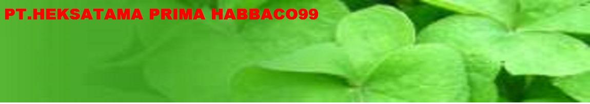 PT.HEKSATAMA PRIMA / HABBACO99