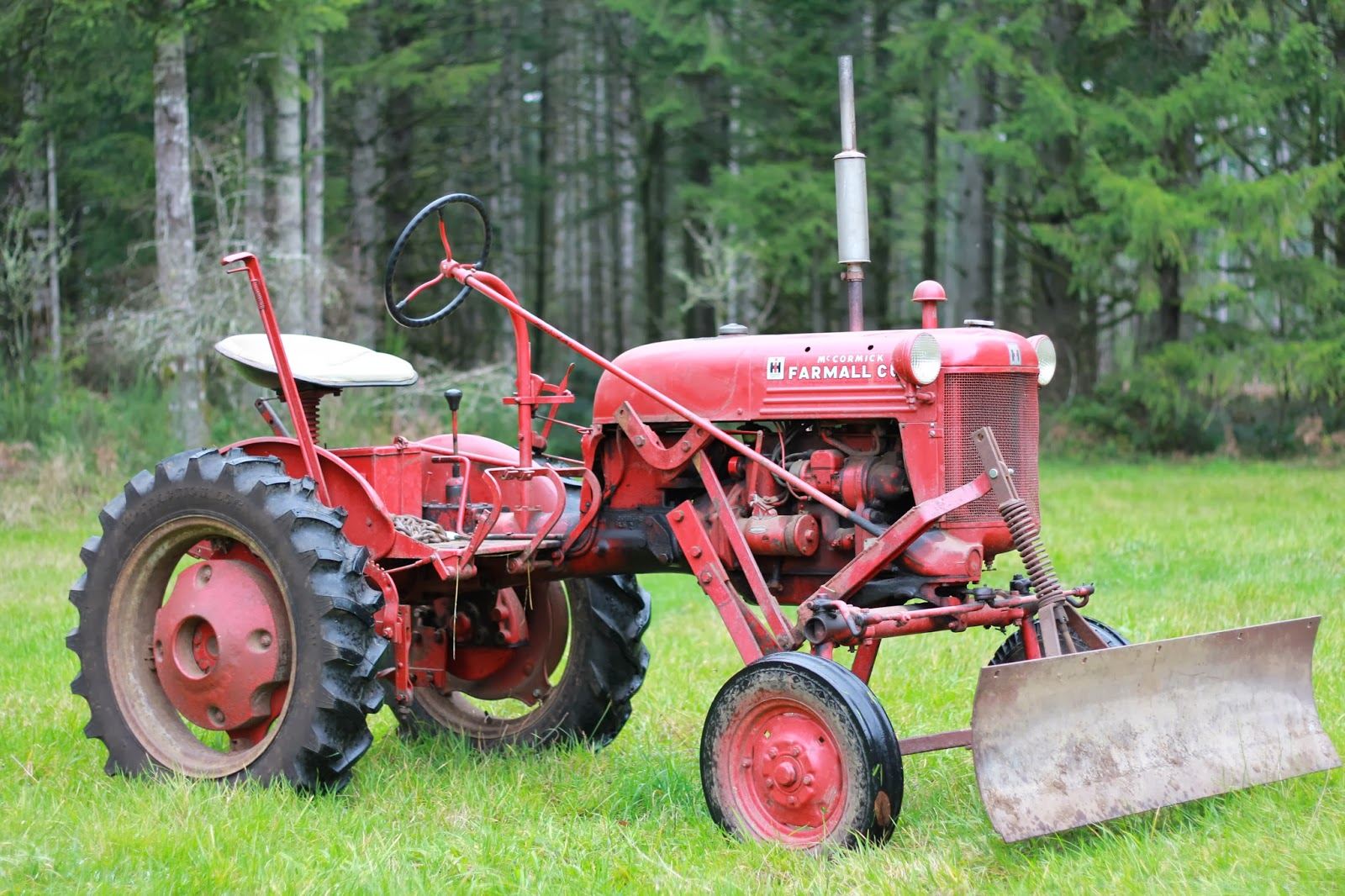 Ih Cultivator Parts : Oracle farms at delphi cultivator for the farmall cub