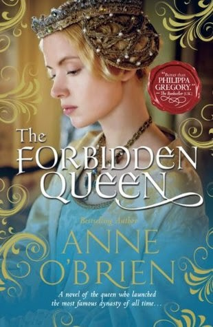 The Forbidden Queen - Anne O'Brien