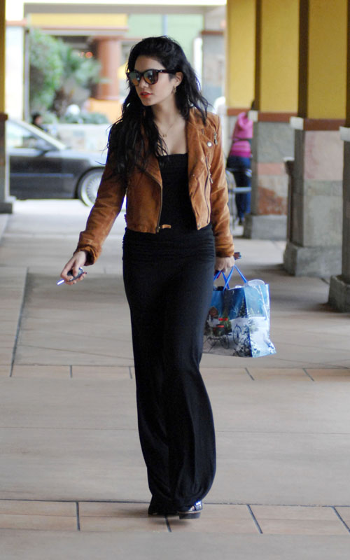 Style File Vanessa Hudgens That 39 S So Yesterday