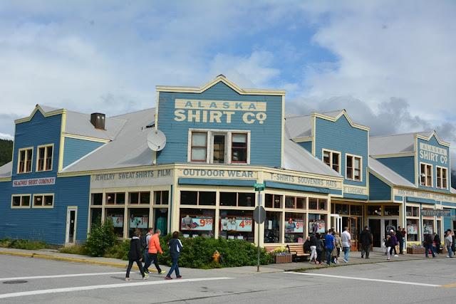 Skagway Alaska shirt