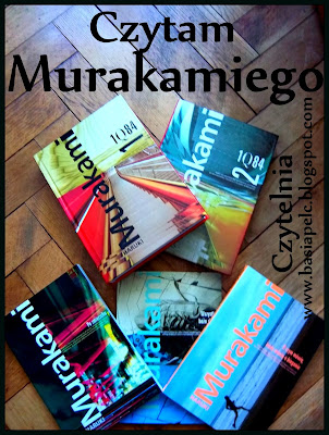 Wyzwanie czytelnicze Czytam Murakamiego