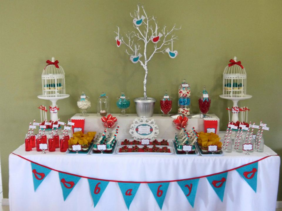 Little Big Company The Blog A Tweet Baby Shower By A Touch Of