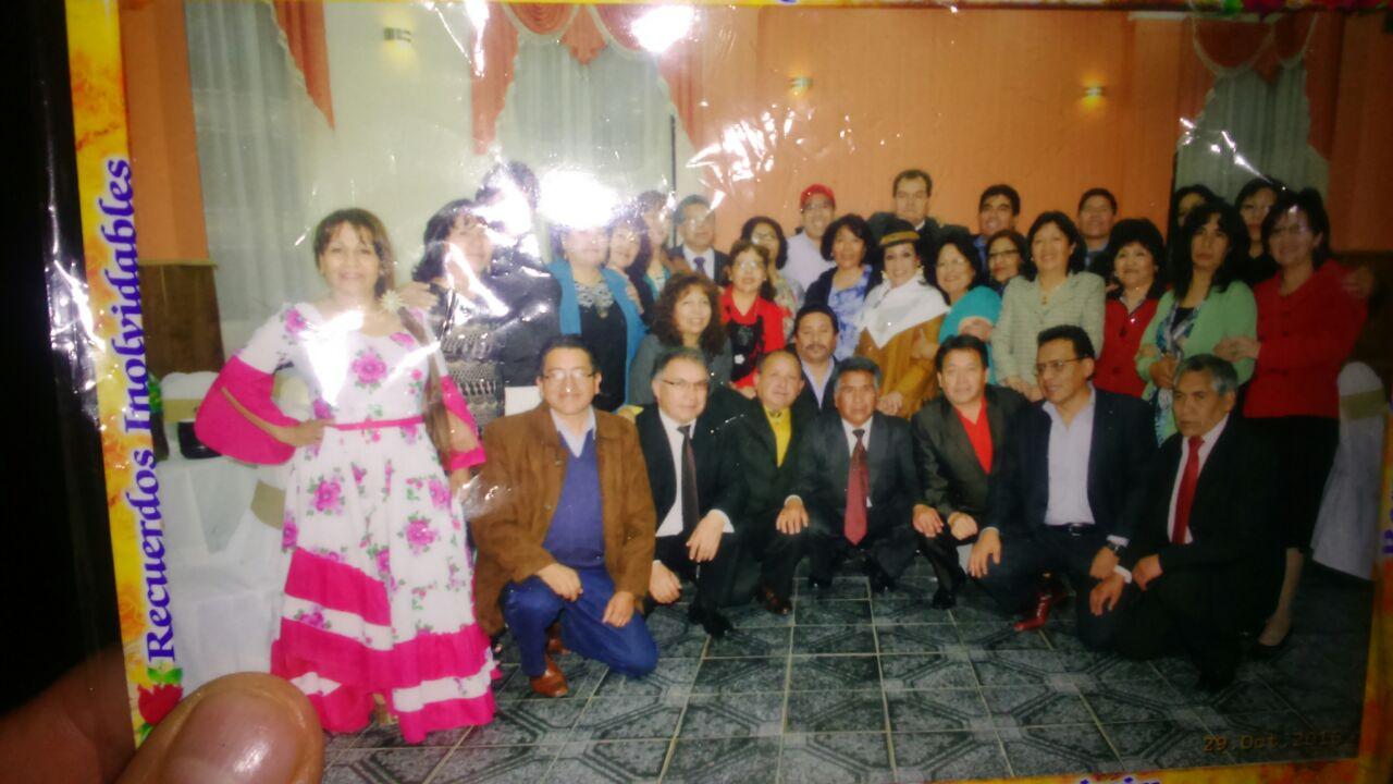 PROMOCION DEL COLEGIO PUERTO DE MEJILLONES, CIUDAD SATELITE , EL ALTO LA PAZ