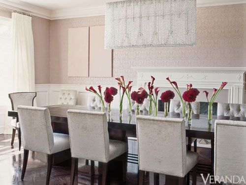 Jennifer Lopez Dining Room (12 Image)