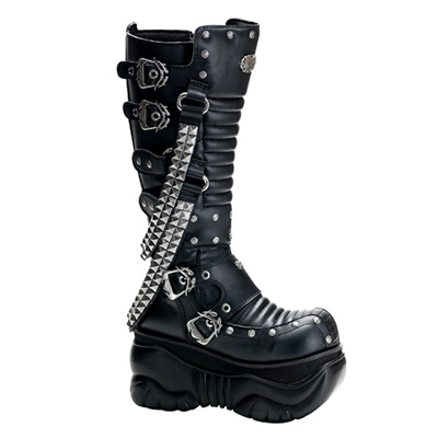 Platform Boots Demonia2