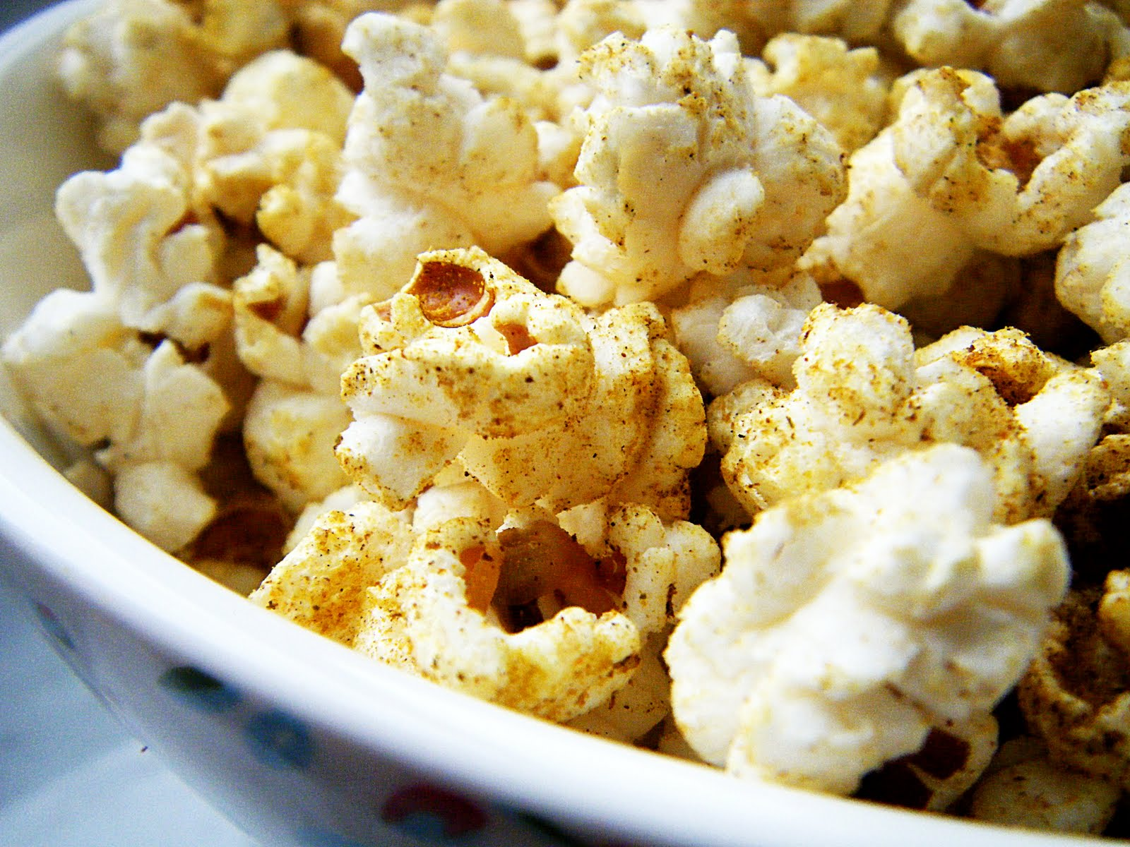 Sugar and Spice: Spicy Popcorn