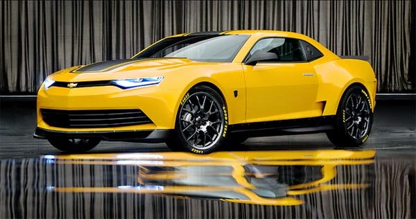 2016 Chevrolet Camaro Specs and Review