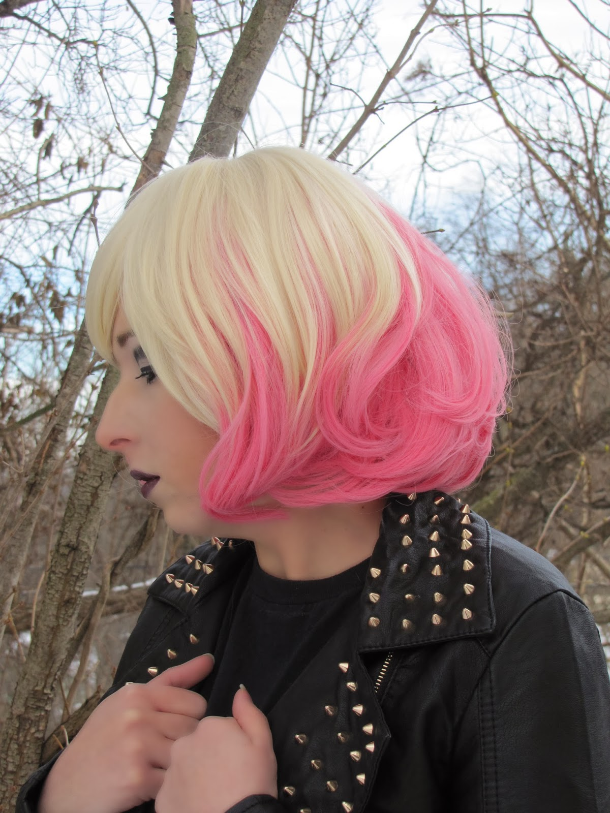 Ebay Pink Wig Review 52
