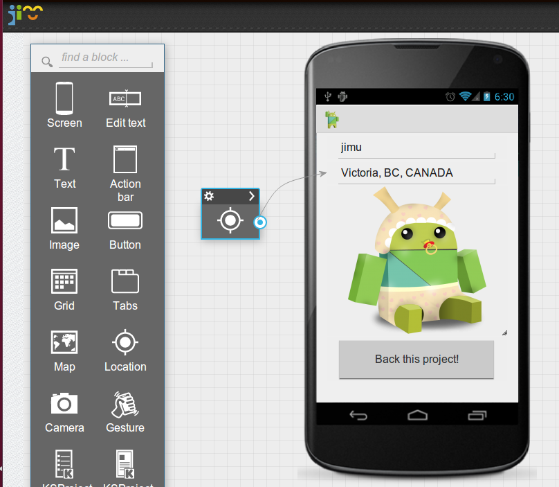 Android UI Patterns: Could jimu be the missing link in Android app ...