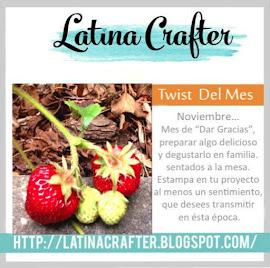 """Twist Mes de Noviembre 2018 """"Gracias"""""""