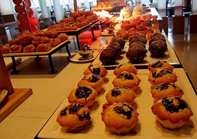 cream pastries