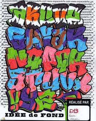 Realise_Graffiti_Alphabets_Professional_Design